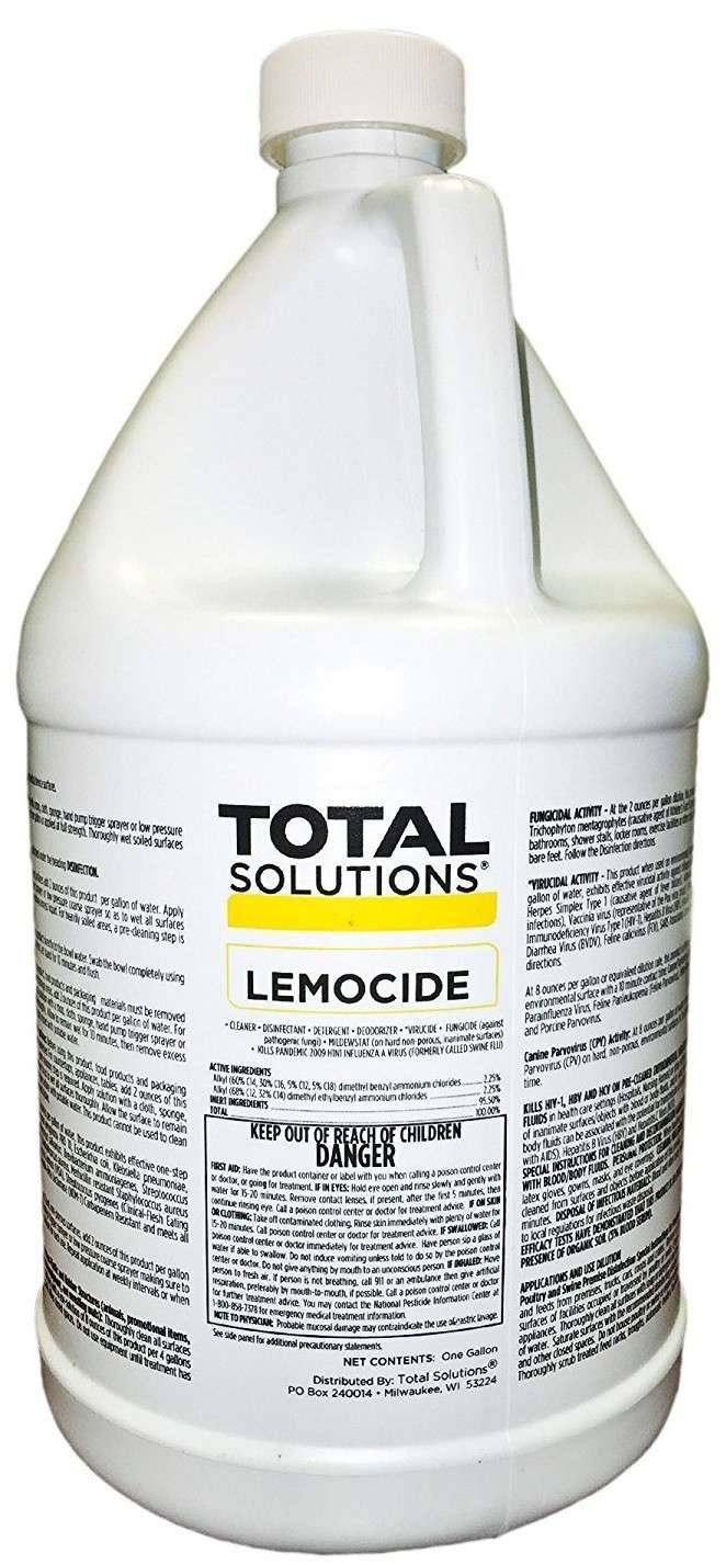 EcoClean Solutions Mold Killer