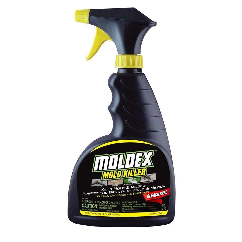 Moldex 5006 Black Mold Removal Spray