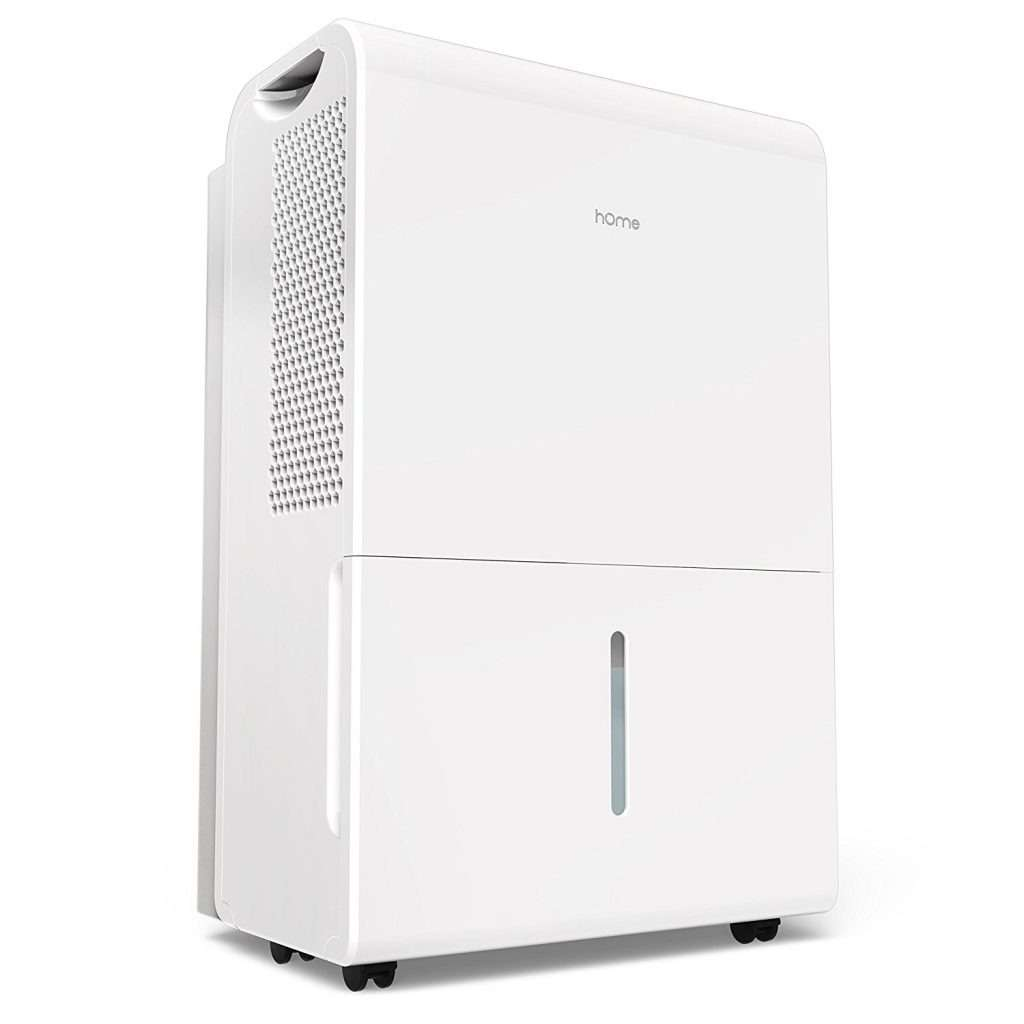 hOmeLabs HME020006N 50 Pint Dehumidifier