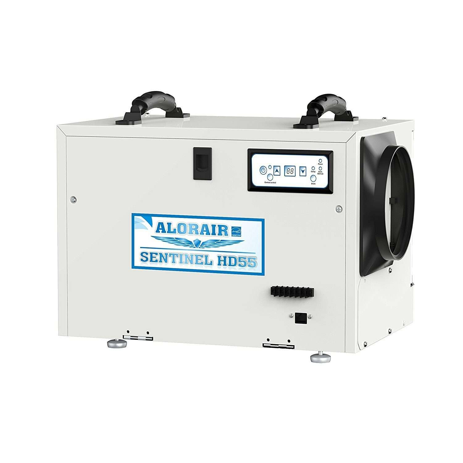 AlorAir Sentinel HD55 - Best Crawl-Space Dehumidifier