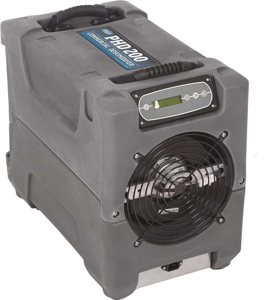 Dri-Eaz PHD 200 Dehumidifier