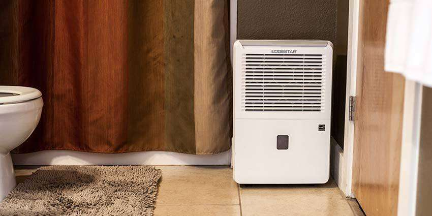 Dehumidifier Without External Drainage