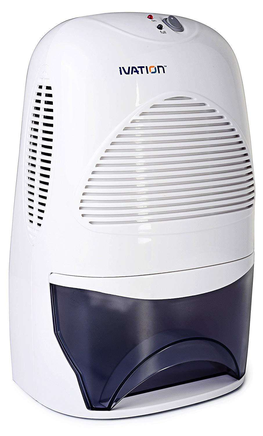 Ivation IVAD35 Bathroom Dehumidifier