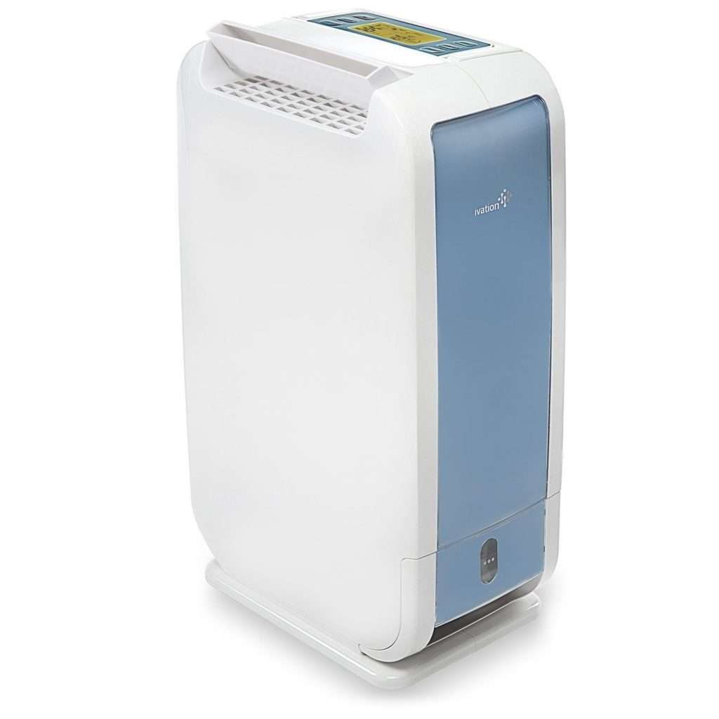 Ivation 13 Pint Desiccant Dehumidifier